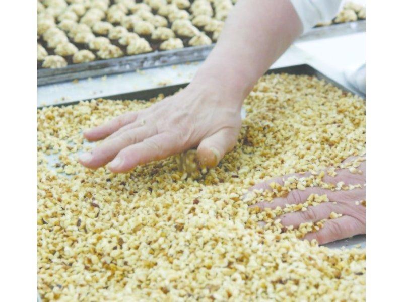 Italiaanse Amandel Delicatesse uit Sicilië met hazelnoot