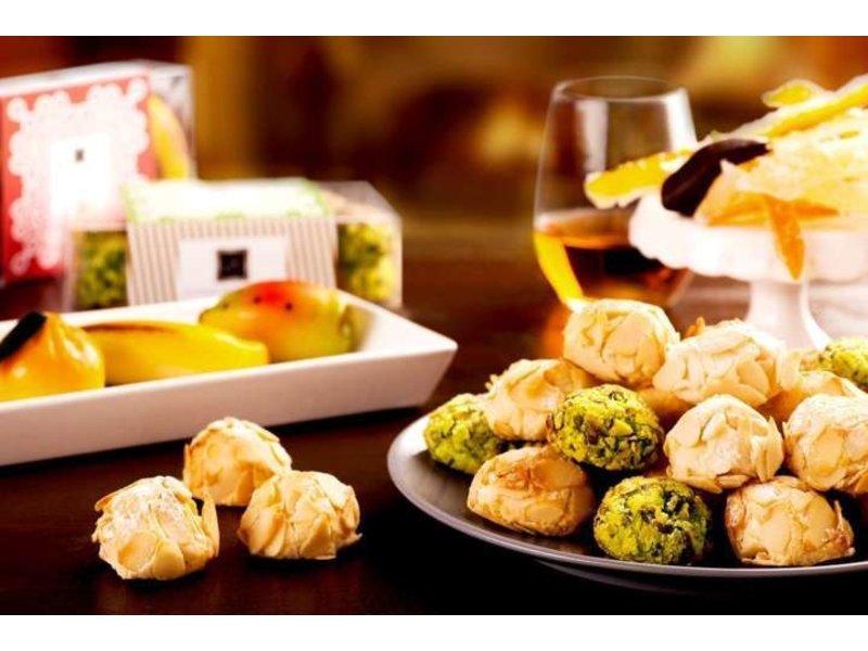 Italiaanse Amandel Delicatesse uit Sicilië met sinaasappel