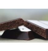 Chocolade uit Modica, bereid met kaneel volgens Azteeks recept