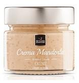 Amandel Creme, crema mandorla bereid met Siciliaanse amandelen