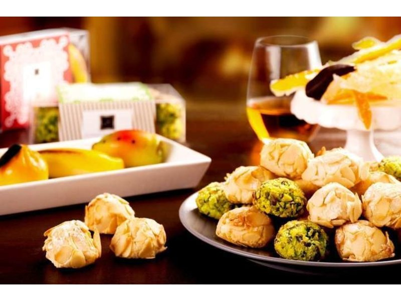 Daidone Italiaanse Amandel Delicatesse uit Sicilië met citroen
