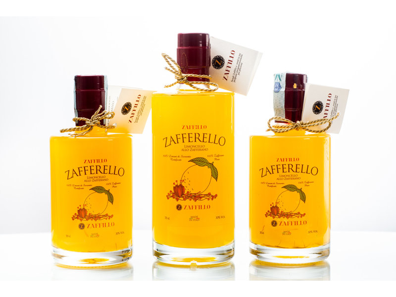 Zaffillo Zafferello, 50 cl
