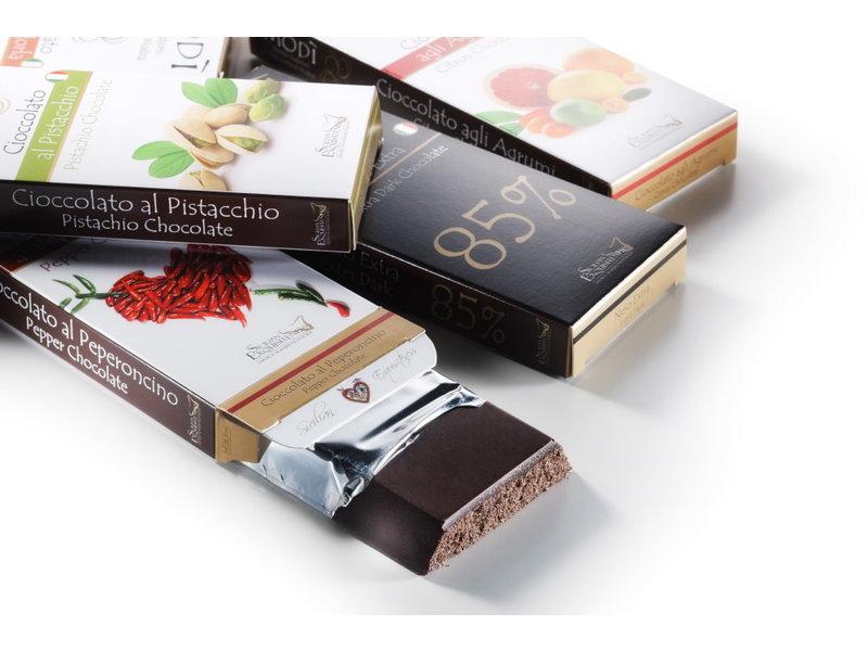 Vegan Chocolade uit Modica met  Cactusvijg
