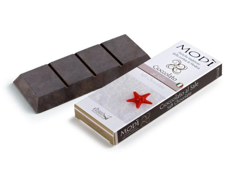 Chocolade uit Modica geschikt voor vegans