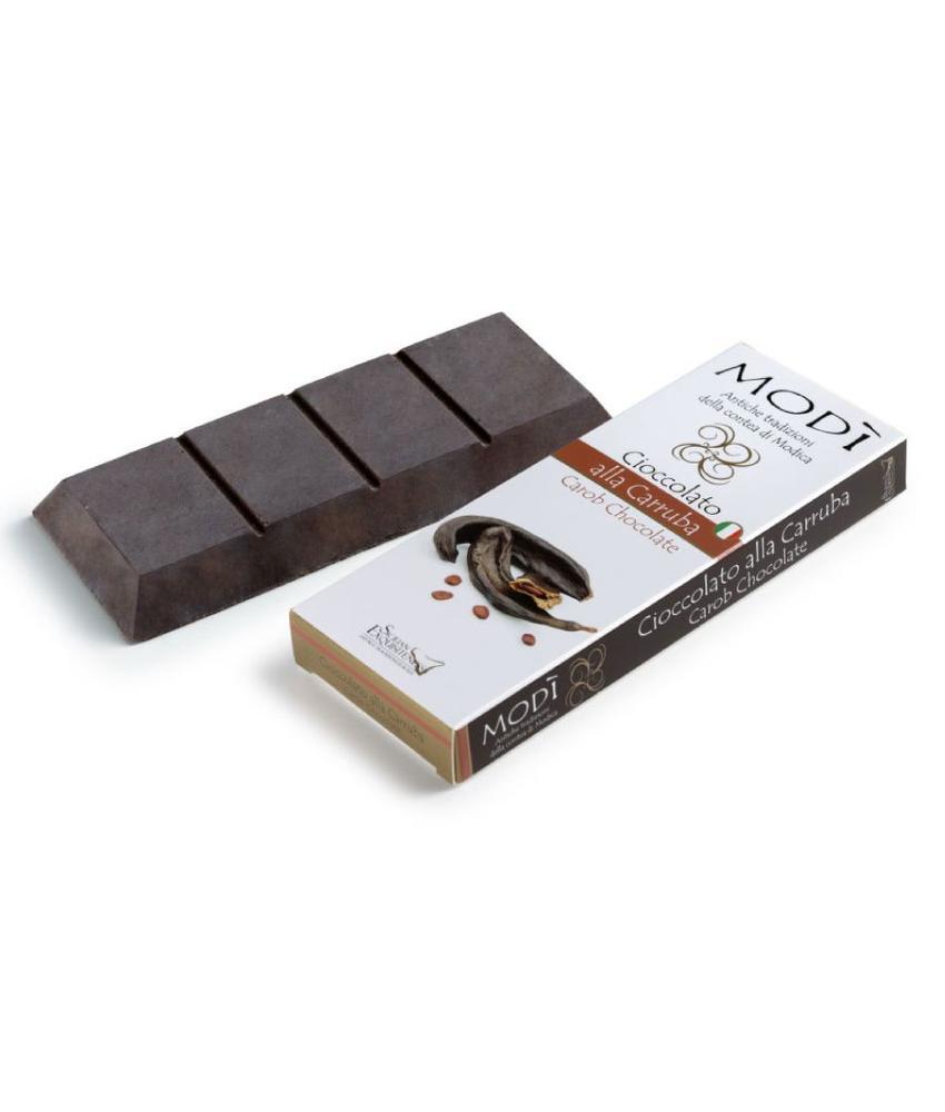 Modica carob chocolade