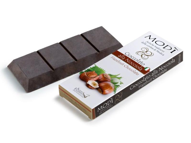 Daidone Chocolade uit Modica bereid met Italiaanse hazelnoot volgens Azteeks recept