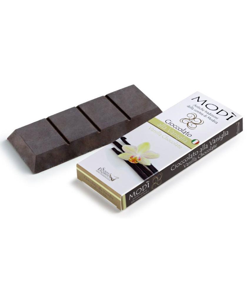 Daidone Modica chocolade, met echte vanille