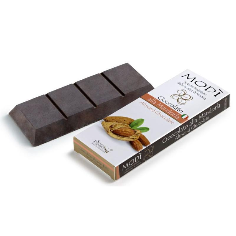 Daidone Chocolade uit Modica bereid met amandel