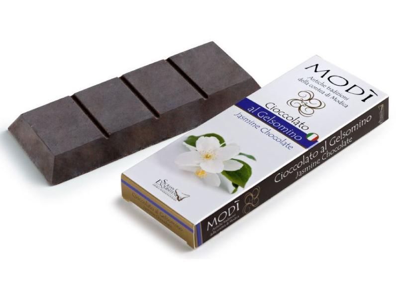 Modica chocolade met jasmijn