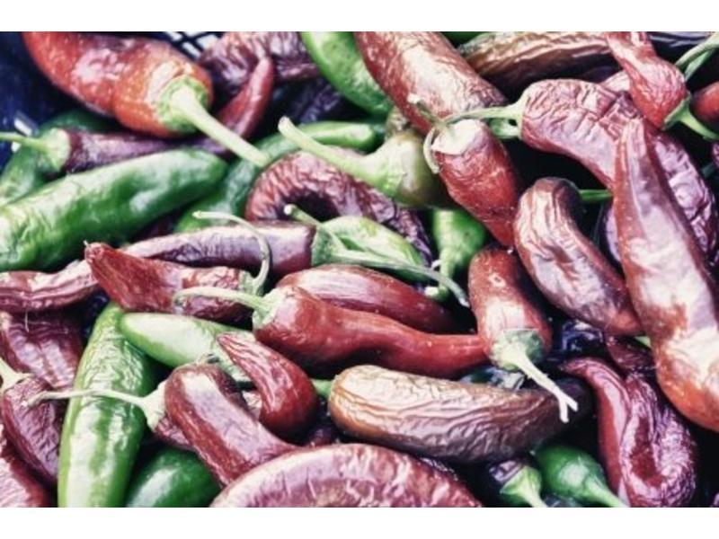 Daidone Chocolade bereid in Sicilie, Modica, volgens Azteeks recept, met pepertje