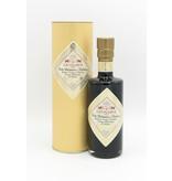 Aceto Balsamico I.G.P. Serie 12 250 ml in gouden geschenkdoos