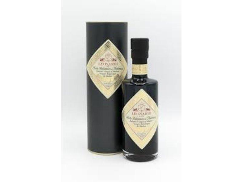 Aceto Balsamico I.G.P. Serie 15 250 ml in zwarte geschenkdoos