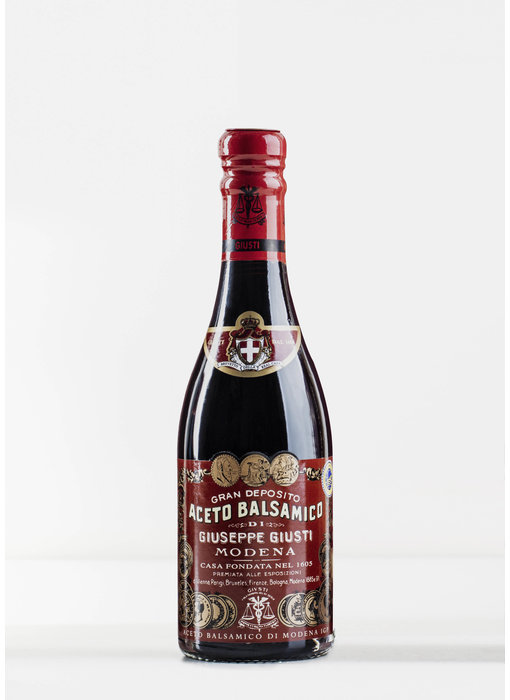 Giuseppe Giusti Aceto Balsamico 12 jaar top product, 250ml