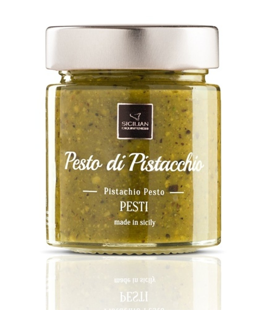 Siciliaanse Pesto met Pistache
