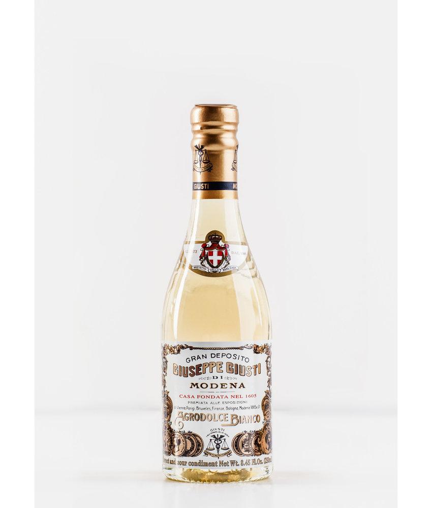 Giuseppe Giusti Witte Balsamico azijn, Agrodolce bianco 100 ml