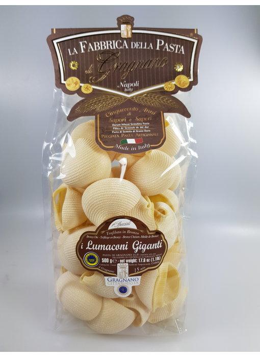 Lumaconi Giganti Pasta