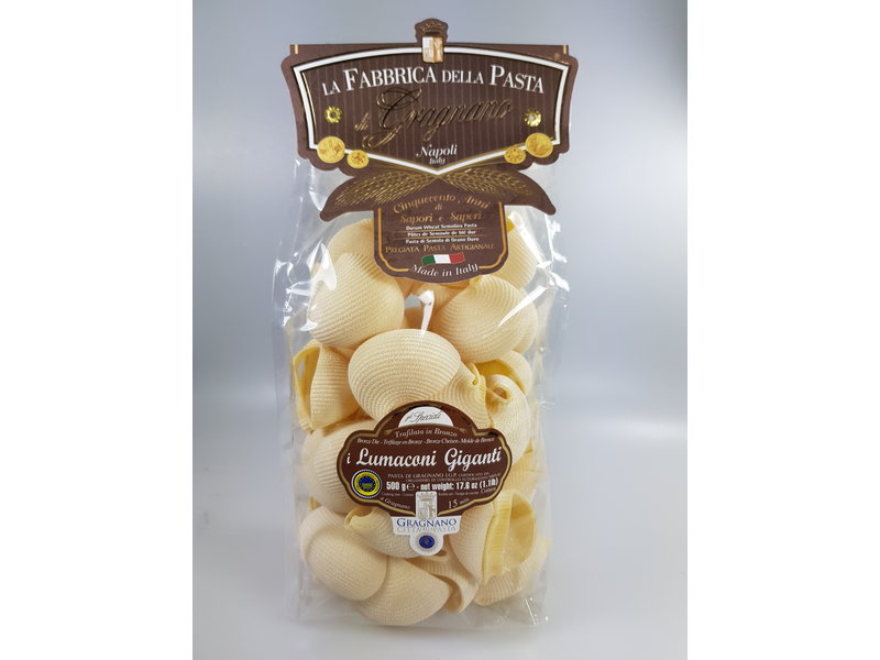 Lumaconi Giganti Pastaschelpen groot