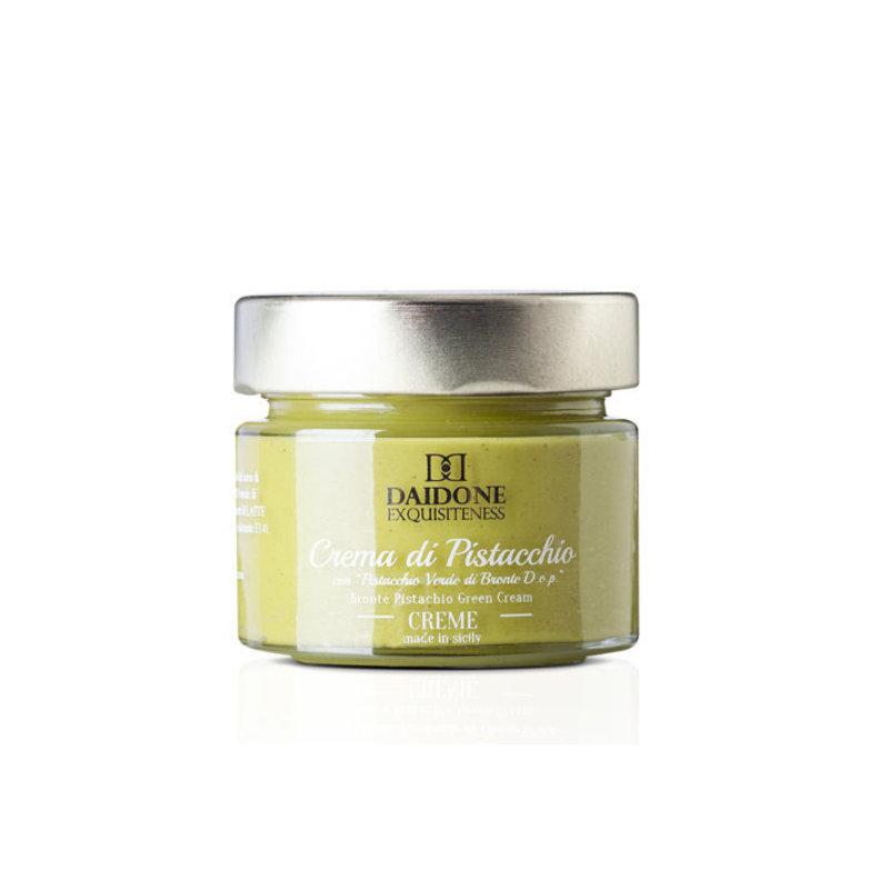 Crema al Pistacchio, Bronte pistache crème, DOP S.O.P.