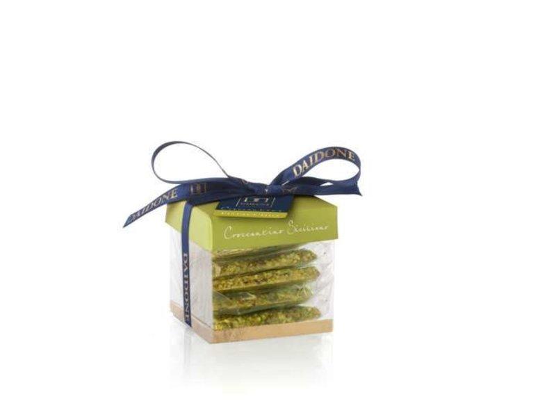 Daidone Croccantino Pistacchio, Italiaans koekje in box