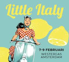 Zien wij u in Little Italy?