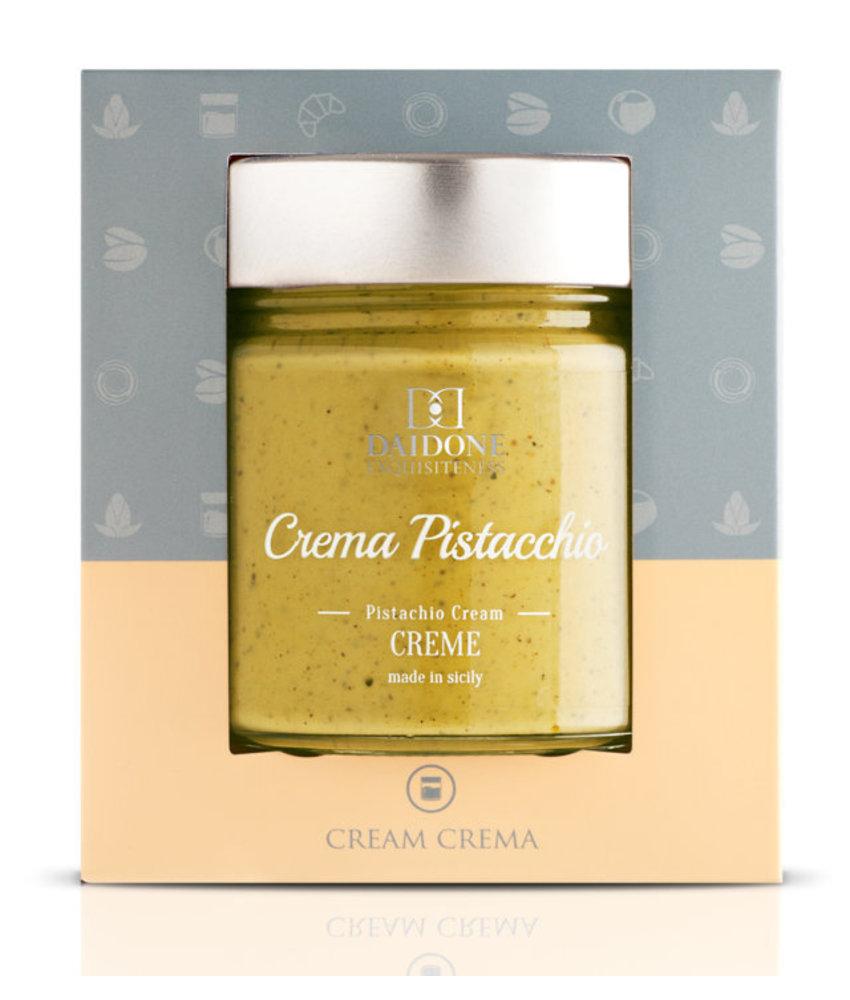 Crema al Pistacchio, pistache crème, S.O.P.