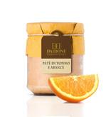 Tonijn met sinaasappel tapenade uit Sicilië