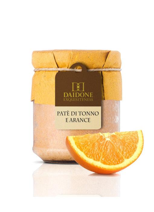 Pate di Tonno e Arancia