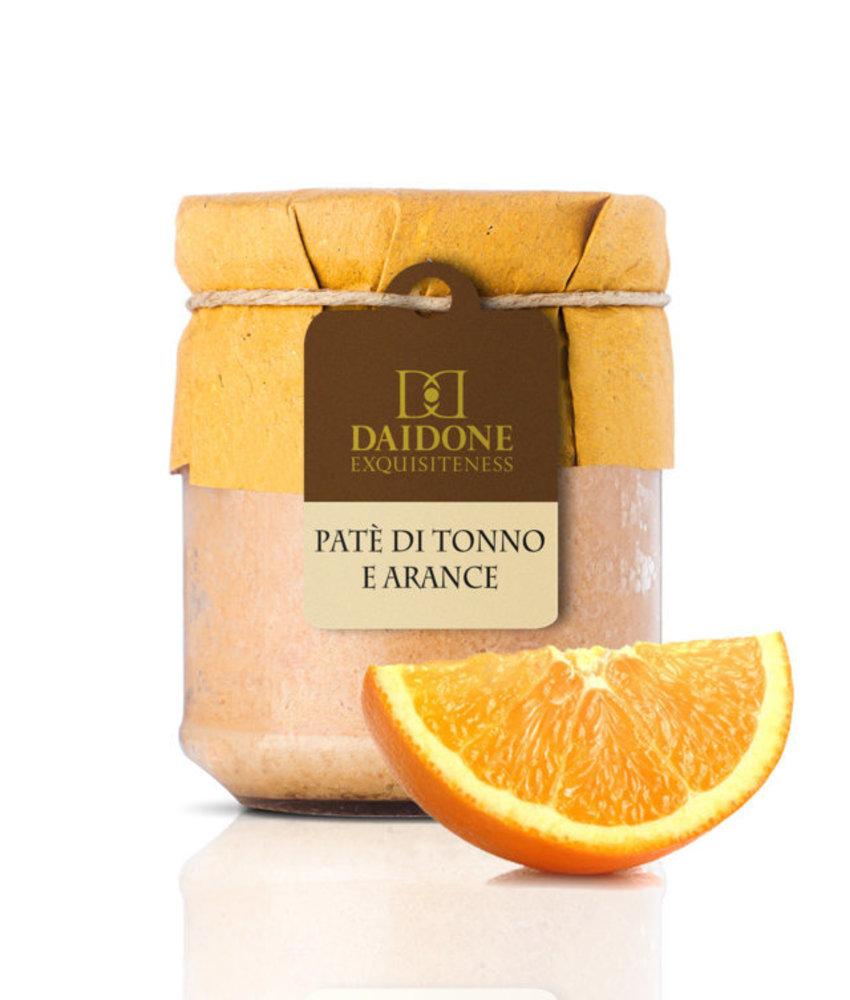 Daidone Pate di Tonno e Arancia
