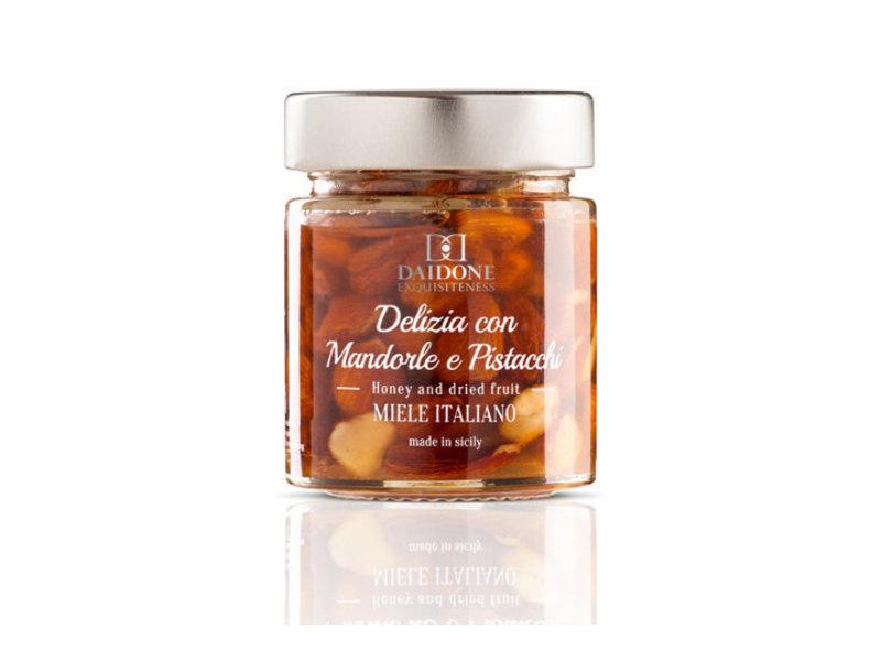 Daidone  Acaciahoning met amandel en pistache