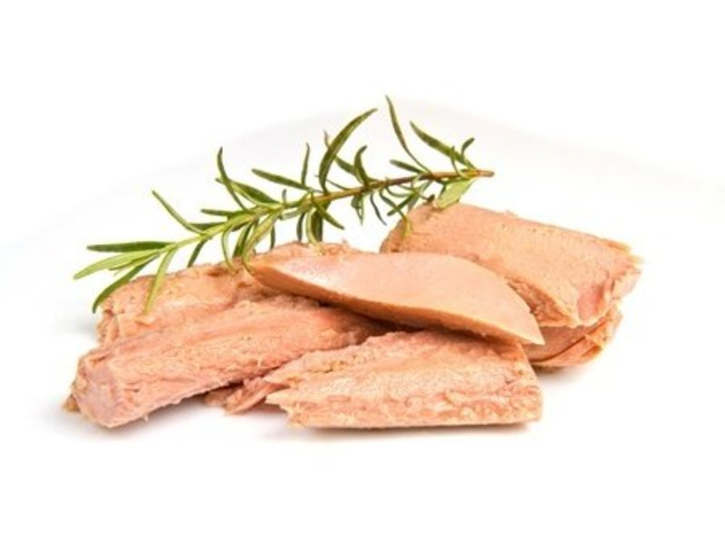 Bottarga van tonijn, geraspt