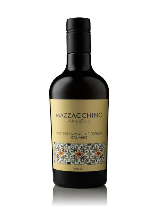 Siciliaanse  Extra Vergine Olijfolie 500ml: Mazzacchino