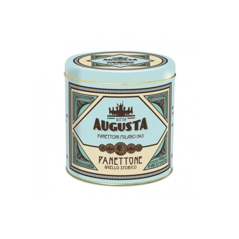Augusta Panettone Augusta 100 gr in blik