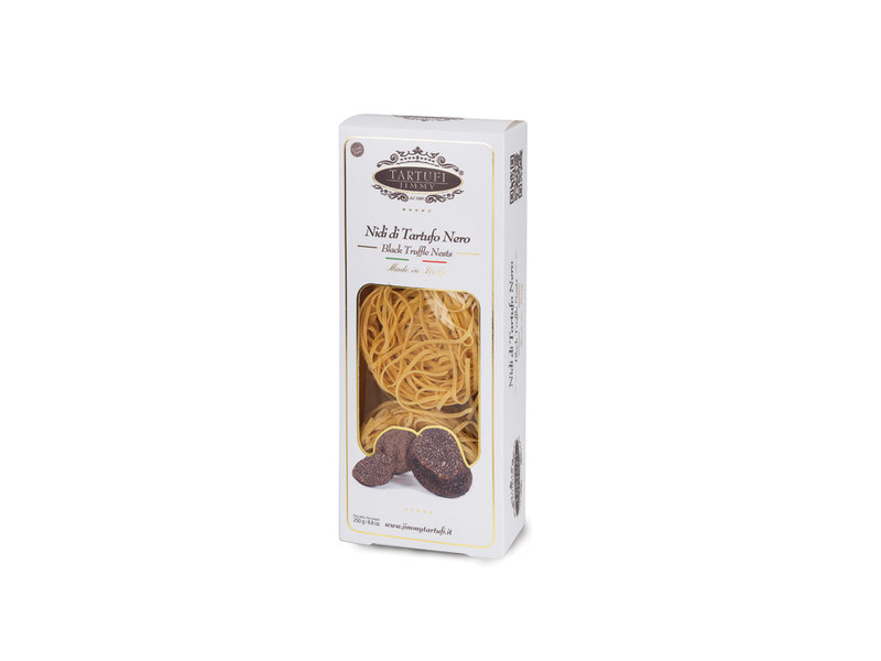 Tartufi Jimmy Pasta met zwarte truffel