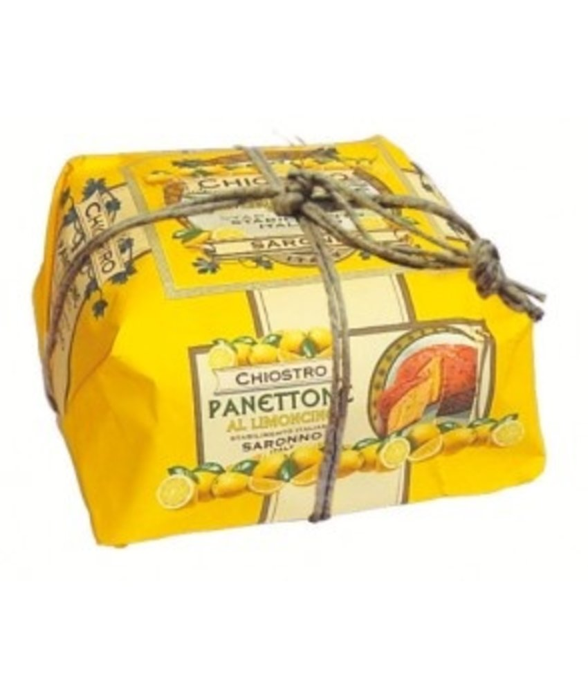 Chiostro di Saronno Panettone Limoncello  50% KORTING