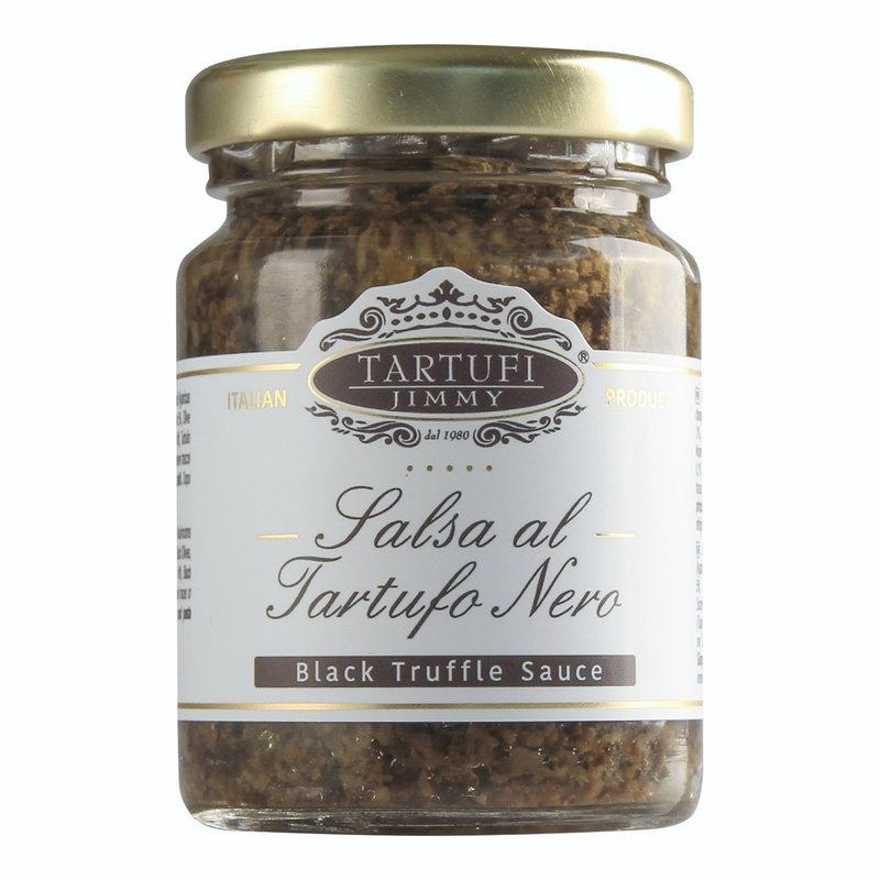 Tartufi Jimmy Zwarte truffel saus, Tartufi Jimmy