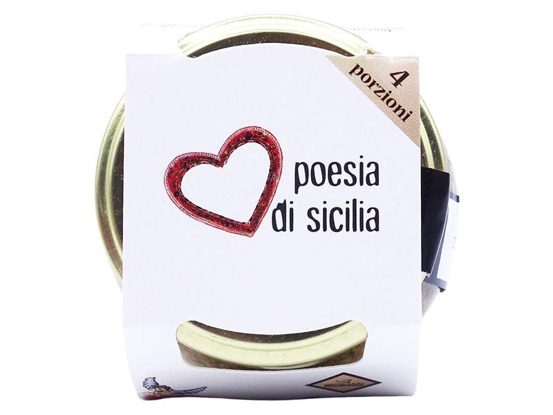 Poesia di Sicilia een heerlijke pesto uit Sicilië