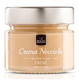 Crema Nocciola, van Siciliaanse hazelnoten, géén Nutella
