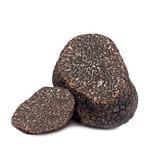 Olijfolie extra vergine met stukjes zwarte truffel