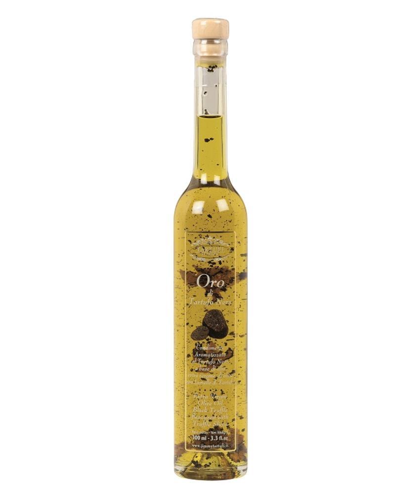 Olijfolie extra vergine met zwarte truffel