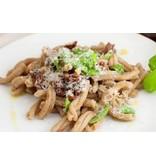 Siciliaanse pasta Caserecce, pasta di semola di grano duro