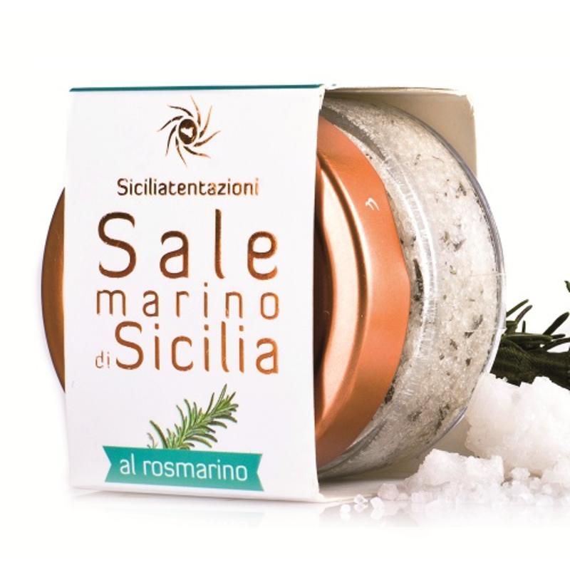 Zeezout uit Trapani met Siciliaanse Rozemarijn