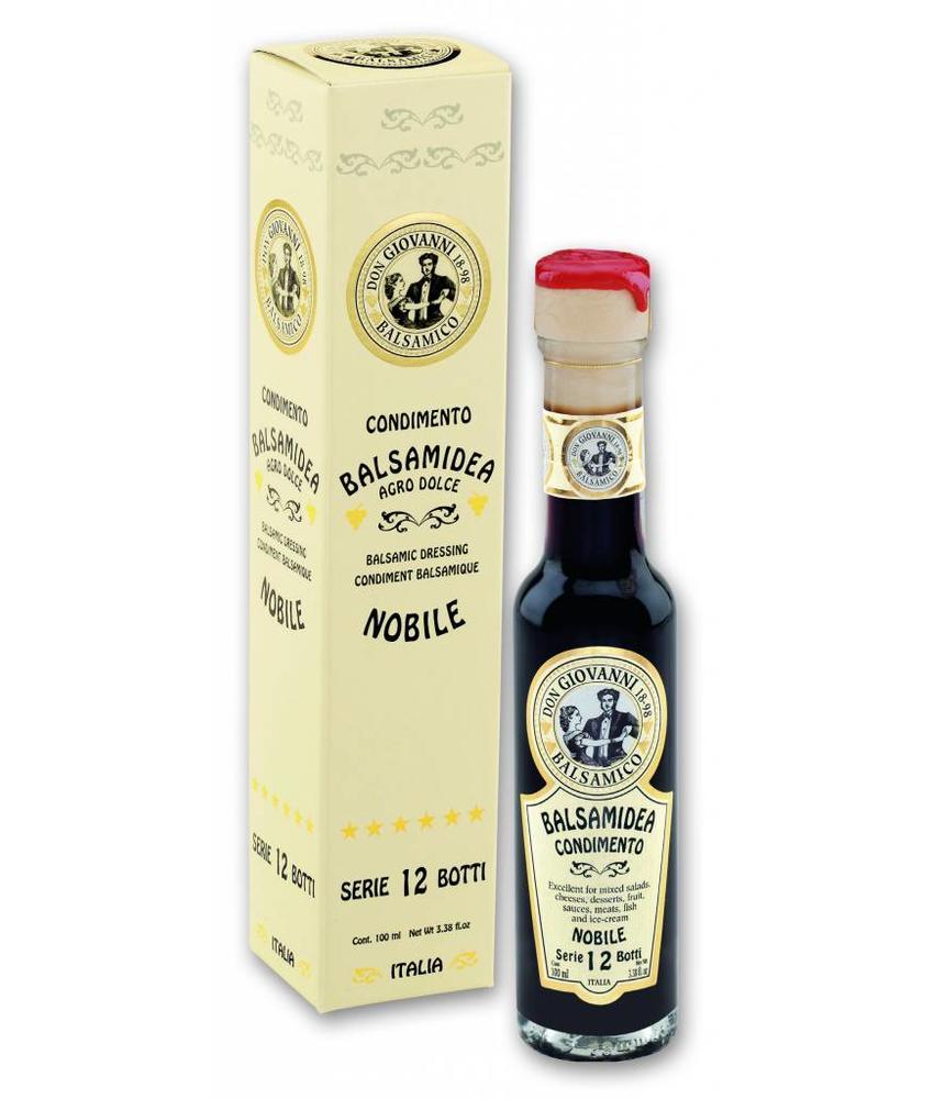 Don Giovanni Balsamico Condimento Nobile 12 jaar (100ml)