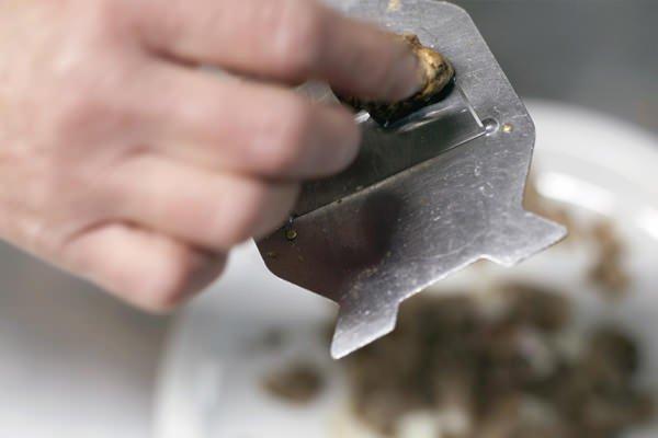 Truffels bereiden