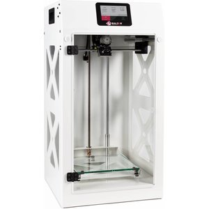 Builder 3D Printer Builder Premium Medium White 3D Printer