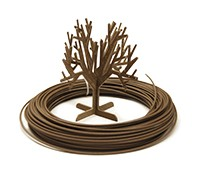 Laywoo-D3 hout 3d printer filament is een aanrader!