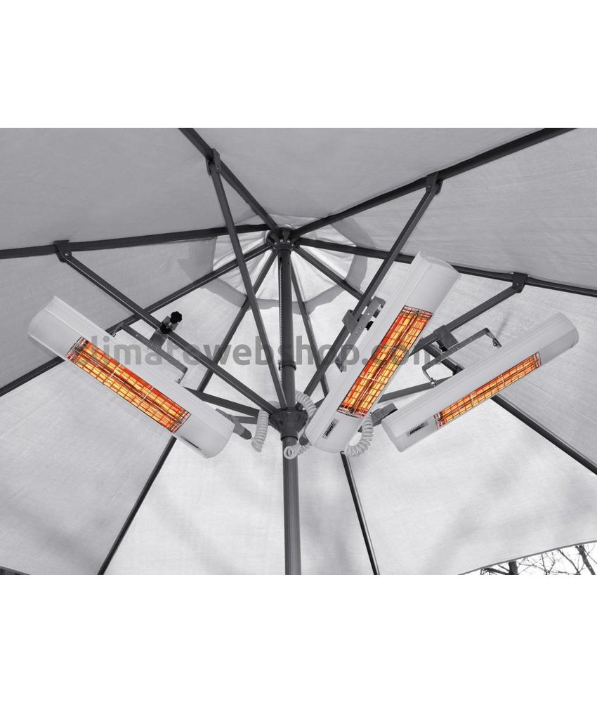 Eurom Goldsun Aqua 1500 Umbrella