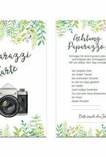 """50 Fotokarten """"Grüne Hochzeit"""""""