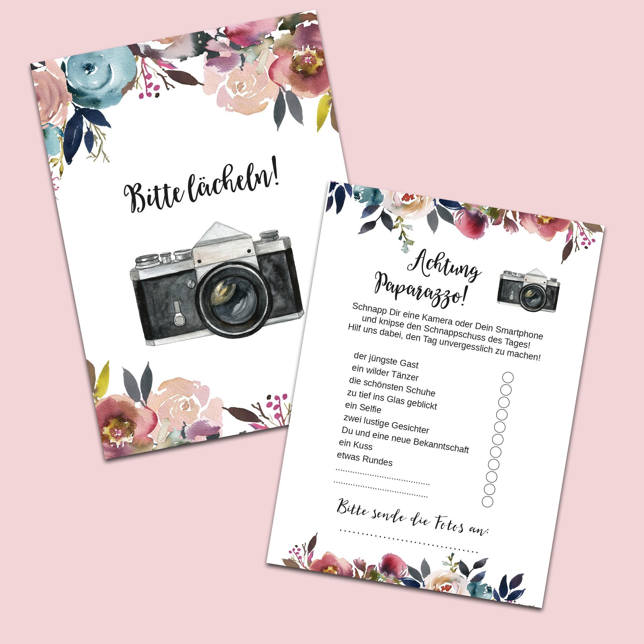 Hochzeitsspiel, Fotoralley, Fotospiel Hochzeit, Fotosafari