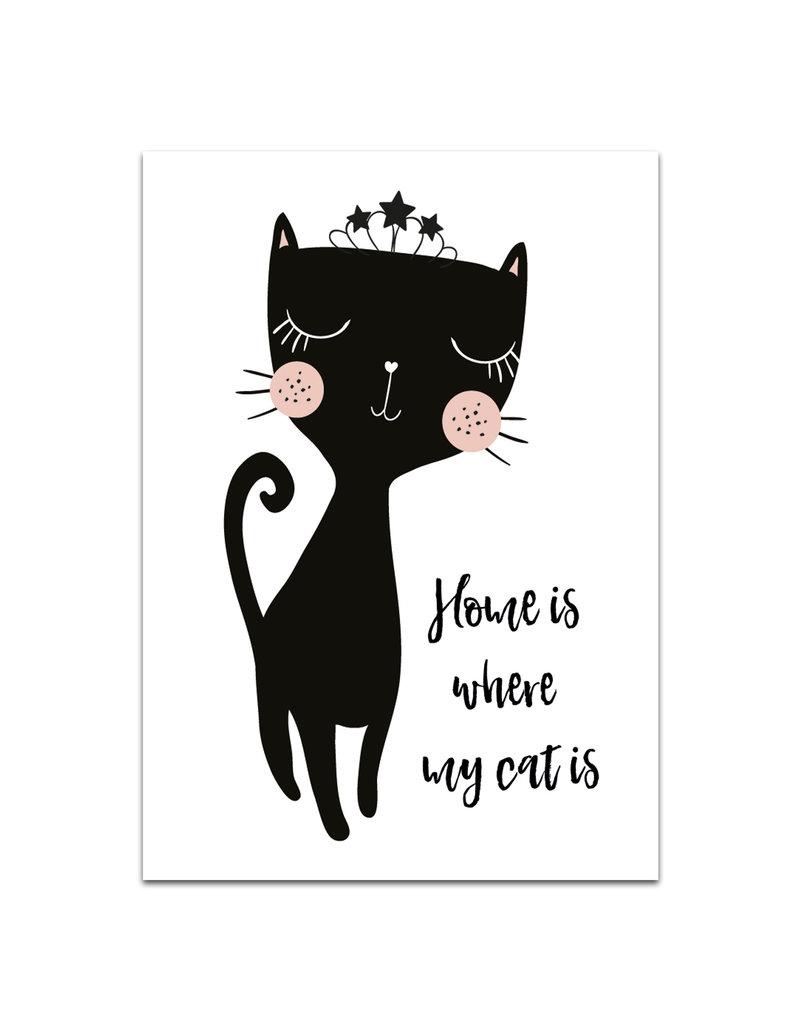 Katzenposter DIN A3