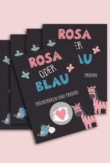 5 x Rubbelkarten Geschlecht Baby Mädchen oder Junge? Rubbellose Baby Überraschung
